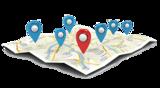 Geo Target Graphic