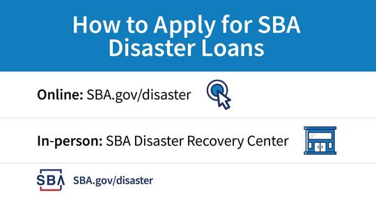 How to Apply for Disaster Loans