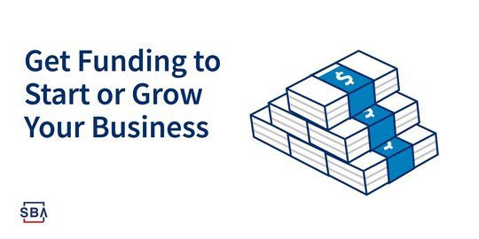 Get Funding to Start or Grow your Business