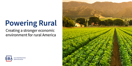 Powering Rural: Creating a stronger economic environment for rural America