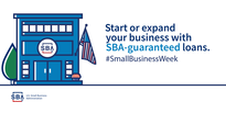 Start or expand your business with SBA-guaranteed loans.