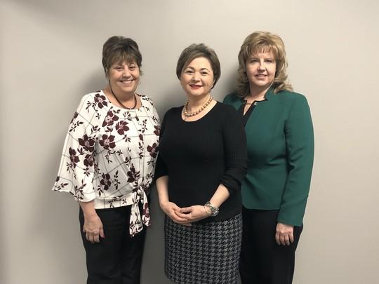 Tina - Marion County Chamber; Roya - A3L; Karen - SBA