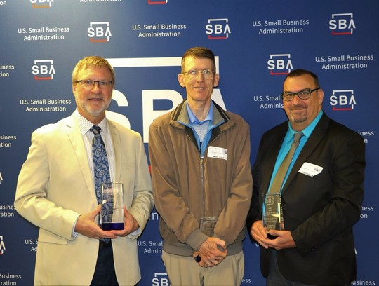 SBA Boots to Business Instructors of the Year 2019