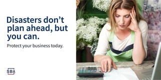 Disasters don't plan ahead, but you can. Protect your business today.