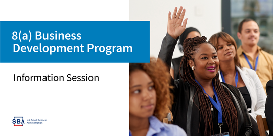 8a Business Development Program Information Session