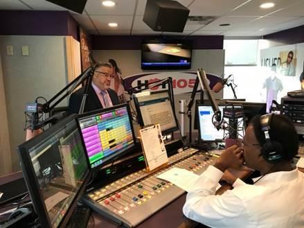 Tom Joyner radio