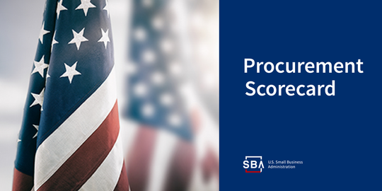 Government Procurement Score Card