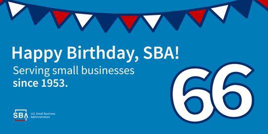 SBA Celebrates 66th Anniversary