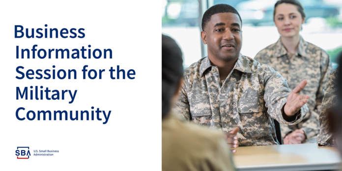 Business Information Session for the Military Community