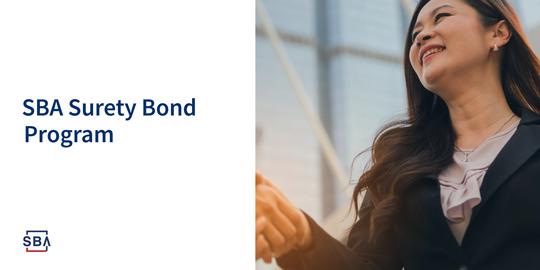 SBA Surety Bond Guarantee Program