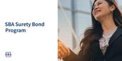 SBA Surety Bond Program