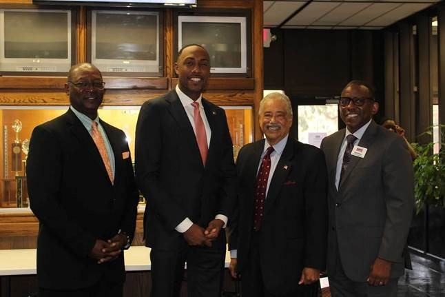 AB with FAMU SBDC SBA leadership