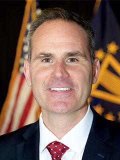 SBA Acting Administrtor Chris Pilkerton