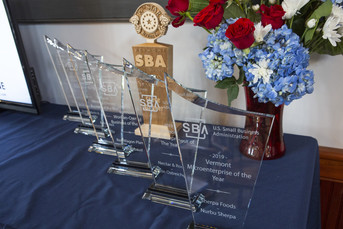 SBA Small Business Awards
