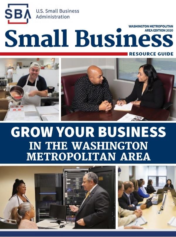 2019-2020 SBA-WMADO Resource Guide Cover
