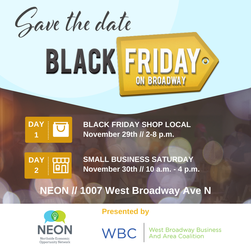 2020 Small Business Saturday.Black Friday Small Business Saturday Shopping Nominations