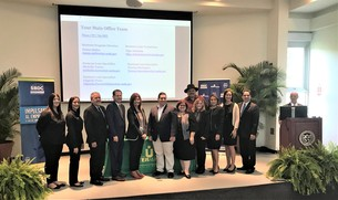 Group of SBA, USDA and Puerto Rico SBTDC officials