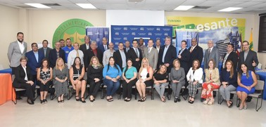 Group of SBA officials, lenders and partners