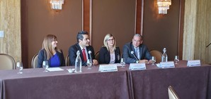 Lenders and SBA official at panel