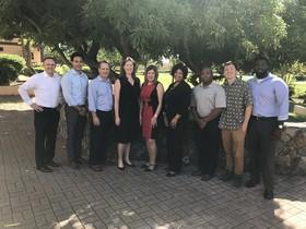 SBA and USVI Officials