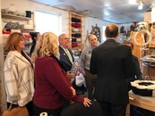 image of connecticut small business saturday event