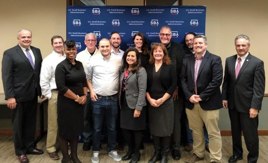 SBA Capital Region Emerging Leaders graduation photo
