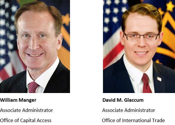 William Manger and David M. Glaccum