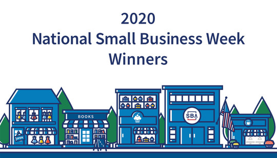 National Small Business Week 2020  winners