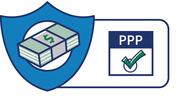 PPP Coronavirus Loans Icon
