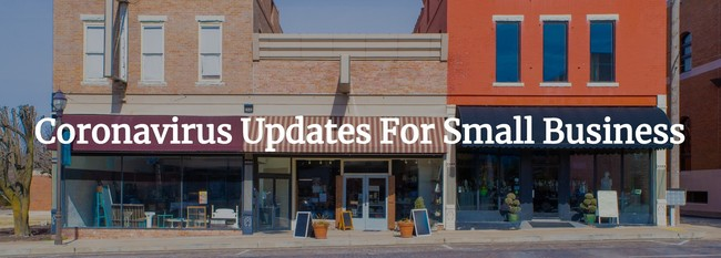 April 2020 Small Business Advocate Header Image