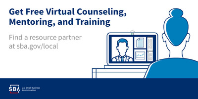 local assistance, resource partners, coronavirus, get free virtual counseling, mentoring, and training