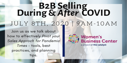 WBC: B2B Selling During & After COVID