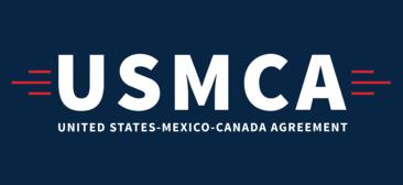 USMCA:   United States-Mexico-Canada Agreement