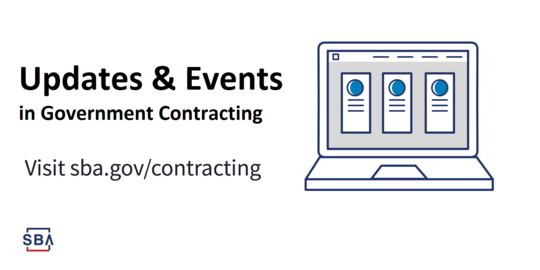 Updates & Events in Government Contracting