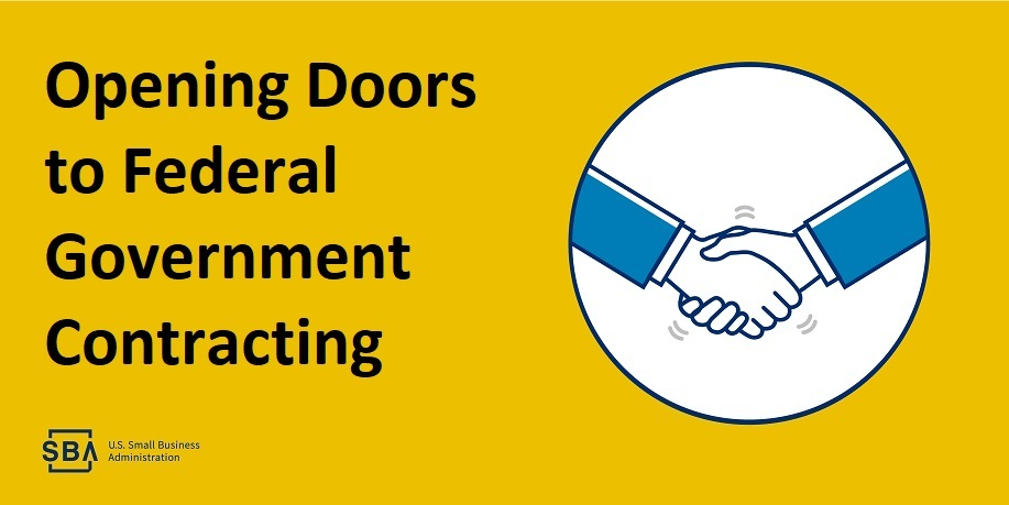 Opening Doors to Federal Government Contracting