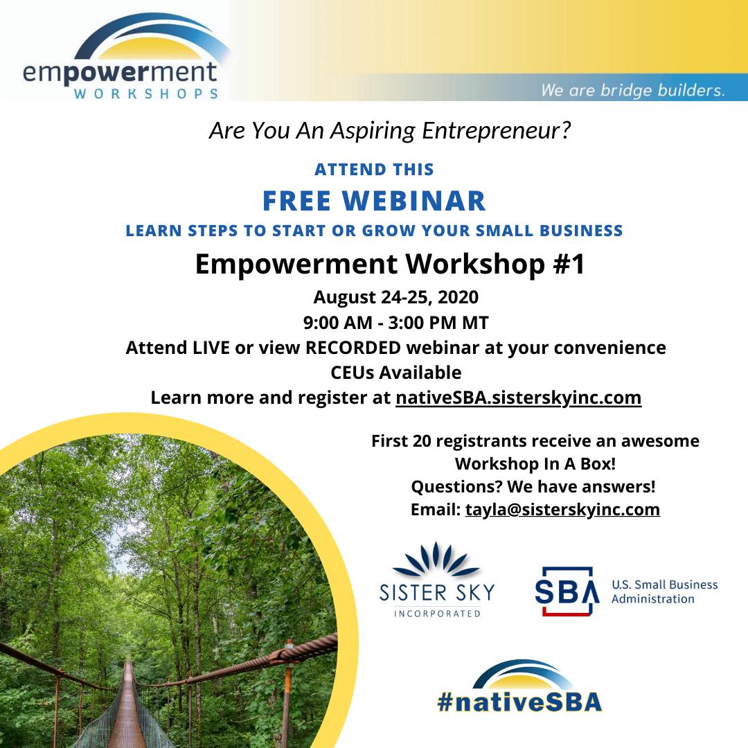 Empowerment Workshops