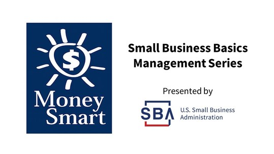 Money Smart Business Management Series