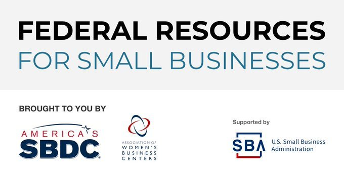 Federal Resources for Small Businesses
