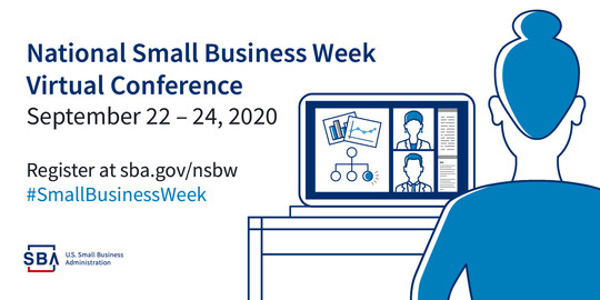 National Small Business Week Virtual Conference 2020