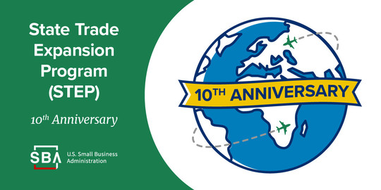 State Trade Expansion Program (STEP) 10th Anniversary