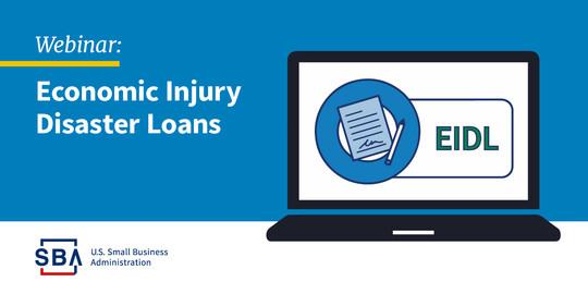 webinar: Economic Injury Disaster Loans