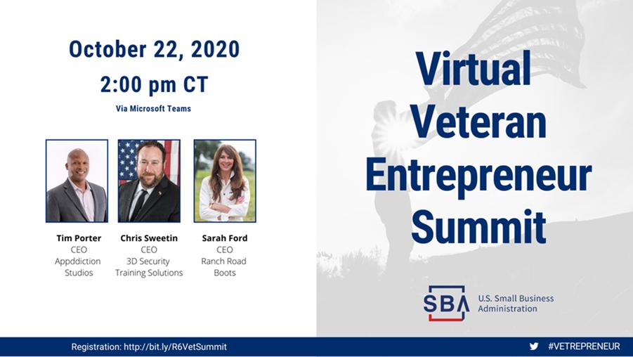 Virtual Veteran Summit