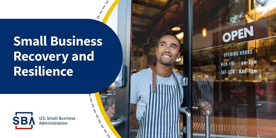 Small  business recovery and resilience