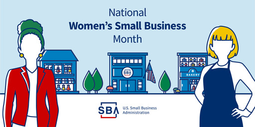 October is National Women's Business Month