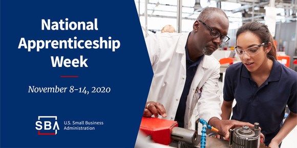 National Apprenticeship Week, November 8-14, 2020