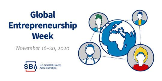 Global Entrepreneurship Week, November 16-20, 2020