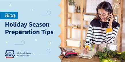 Blog: Holiday Season Preparation Tips