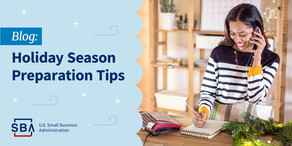 Blog: Holiday Season Preparation Tips