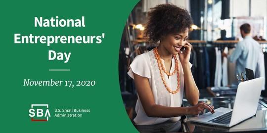National Entrepreneur Day