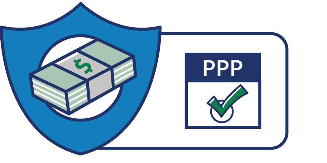 SBA COVID 19 Paycheck Protection Program graphic